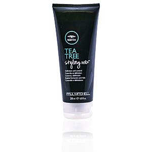 Producto de peinado TEA TREE SPECIAL styling wax Paul Mitchell