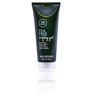 Hair styling product TEA TREE SPECIAL styling gel Paul Mitchell