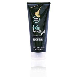 Producto de peinado TEA TREE SPECIAL firm hold gel Paul Mitchell