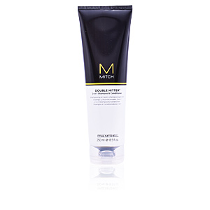 Detangling conditioner MITCH double hitter 2-in-1 shampoo & conditioner Paul Mitchell