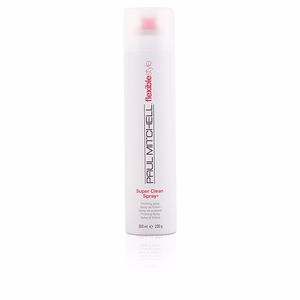 Hair styling product - Heat protectant for hair FLEXIBLE STYLE super clean spray Paul Mitchell