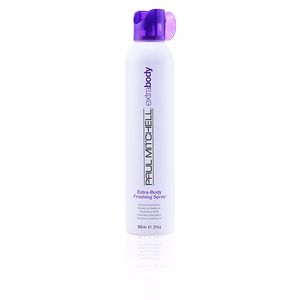 Hair styling product EXTRA BODY finishing spray Paul Mitchell