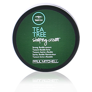 Hair styling product TEA TREE SPECIAL shaping cream Paul Mitchell