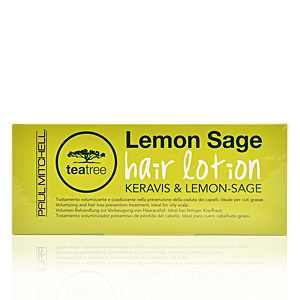 Tratamiento anticaída LEMON SAGE & KERAVIS hair lotion Paul Mitchell