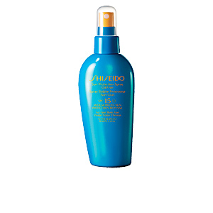 Corporais SUN PROTECTION oil-free SPF15 spray Shiseido
