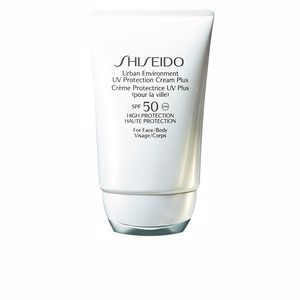 Faciais URBAN ENVIRONMENT uv protection cream plus SPF50 Shiseido