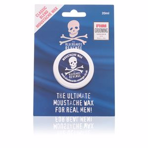 Beard care THE ULTIMATE moustache wax The Bluebeards Revenge