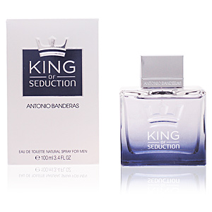Antonio Banderas KING OF SEDUCTION  perfum