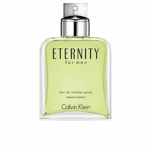 Calvin Klein, ETERNITY FOR MEN eau de toilette vaporizador 200 ml