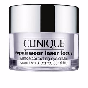 Contorno dos olhos REPAIRWEAR LASER FOCUS wrinkle correcting eye cream Clinique