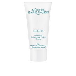 Desodorizantes DEOPIL déodorant antirepousse du poil créme Jeanne Piaubert