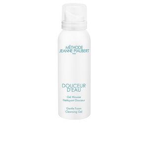 Make-up remover DOUCEUR D´EAU gel mousse nettoyant douceur Jeanne Piaubert