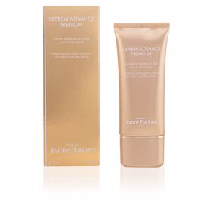 Neck cream & treatments SUPREM'ADVANCE PREMIUM cou et décolleté Jeanne Piaubert