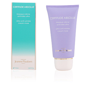 Face mask CERTITUDE ABSOLUE masque crème anti-rides ultra Jeanne Piaubert