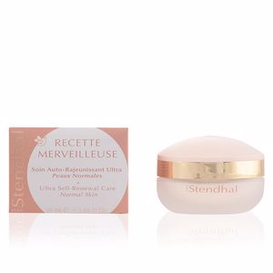 Anti aging cream & anti wrinkle treatment RECETTE MERVEILLEUSE soin auto-rajeunissant ultra Stendhal