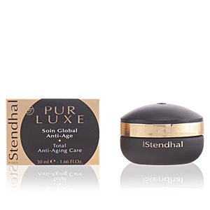 Anti aging cream & anti wrinkle treatment PUR LUXE soin global anti-âge Stendhal