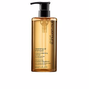 Champú hidratante CLEANSING OIL shampoo for dry scalp and hair Shu Uemura