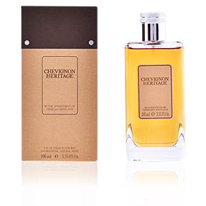CHEVIGNON HERITAGE FOR MEN eau de toilette spray 100 ml