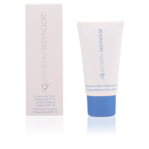 AQUATHERM crema de color protectora SPF15 50 ml