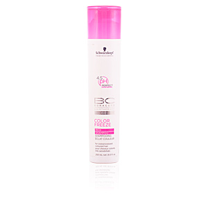 BC COLOR FREEZE rich shampoo 250 ml