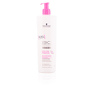 BC COLOR FREEZE sulfates-free shampoo 500 ml