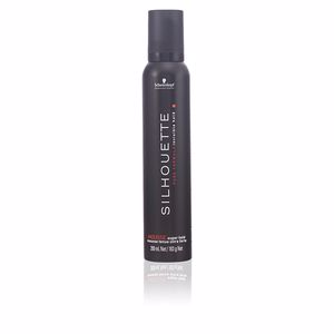 Hair styling product SILHOUETTE mousse super hold Schwarzkopf