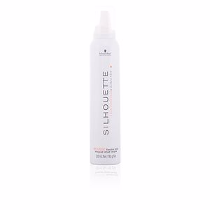 Hair styling product SILHOUETTE mousse flexible hold Schwarzkopf