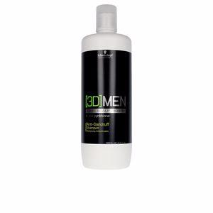 Champú anticaspa 3D MEN anti dandruff shampoo Schwarzkopf