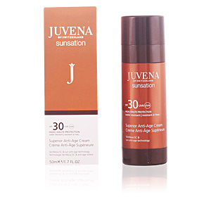 Faciales SUNSATION superior anti-age face cream SPF30 Juvena