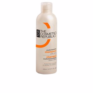 Shampoo gegen Haarausfall MULTI-VITAMIN shampoo The Cosmetic Republic
