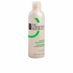 The Cosmetic Republic, OILY HAIR CLEANSING shampoo 200 ml