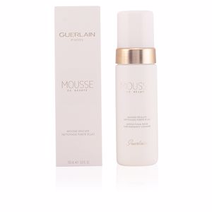 Make-up remover MOUSSE DE BEAUTÉ mousse délicate Guerlain