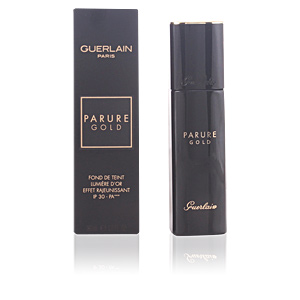 PARURE GOLD fdt fluide #03-beige naturel 30 ml