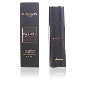 PARURE GOLD fdt fluide #12-rose clair 30 ml