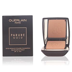 Cipria compatta PARURE GOLD teint poudre lumière d'or Guerlain