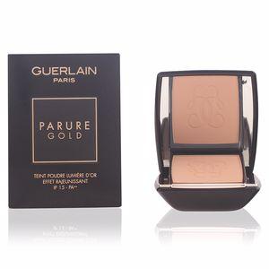 Foundation makeup PARURE GOLD teint poudre lumière d'or Guerlain