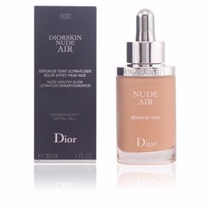 Foundation makeup NUDE AIR serum foundation Dior