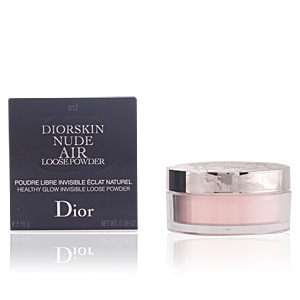DIORSKIN NUDE AIR loose powder #012-rose