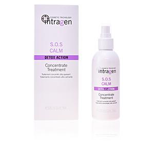 Tratamiento hidratante pelo INTRAGEN S.O.S. CALM concentrate treatment Revlon
