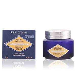 Skin tightening & firming cream  IMMORTELLE crème précieuse L'Occitane