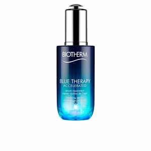 Anti aging cream & anti wrinkle treatment BLUE THERAPY accelerated repairing sérum Biotherm