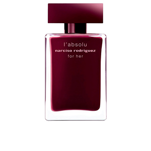 FOR HER L'ABSOLU eau de parfum spray 50 ml