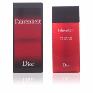 Shower gel FAHRENHEIT gel douche Dior