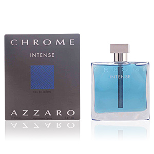 CHROME INTENSE eau de toilette spray 100 ml
