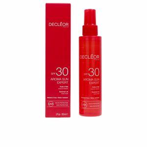 Body AROMA SUN EXPERT huile d'eté SPF30 Decléor