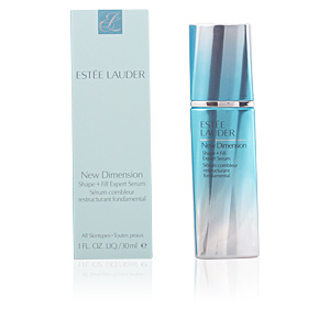 Skin tightening & firming cream  NEW DIMENSION serum Estée Lauder