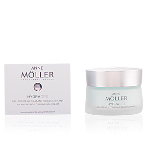 Matifying Treatment Cream HYDRAGPS gel-crème hydratant rééquilibrant Anne Möller