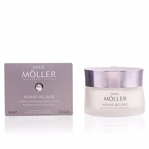 Anti aging cream & anti wrinkle treatment ADN40 BELÂGE crème régénératrice SPF15 peaux normales/mixtes Anne Möller