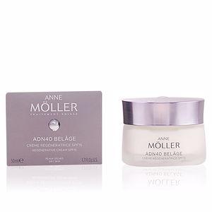 Face moisturizer ADN40 BELÂGE crème régénératrice SPF15 peaux sèches Anne Möller