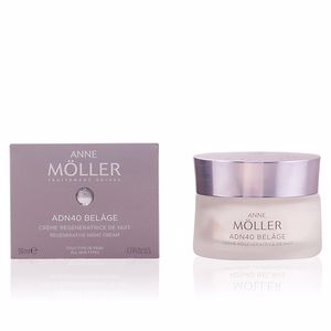 Anti aging cream & anti wrinkle treatment ADN40 BELÂGE crème nuit Anne Möller